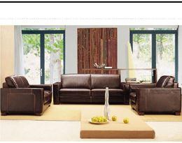 Carelli.cz - 6420 stylová kožená sedačka | Produkt