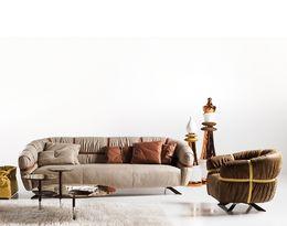 Luxusní kožená sedačka CROSSOVER