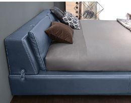 Luxusní kožená postel BAG